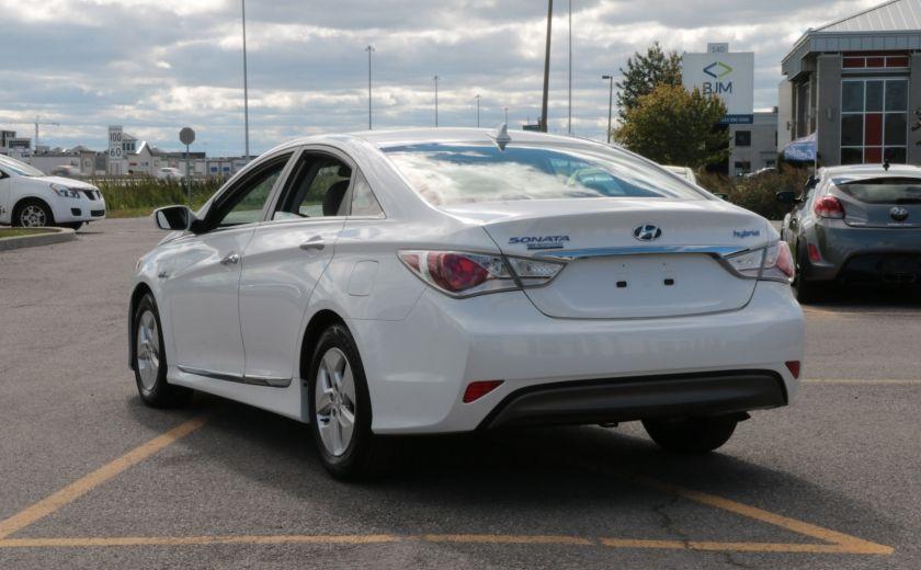 2012 Hyundai Sonata Hybrid A/C CUIR BLUETOOTH MAGS #29