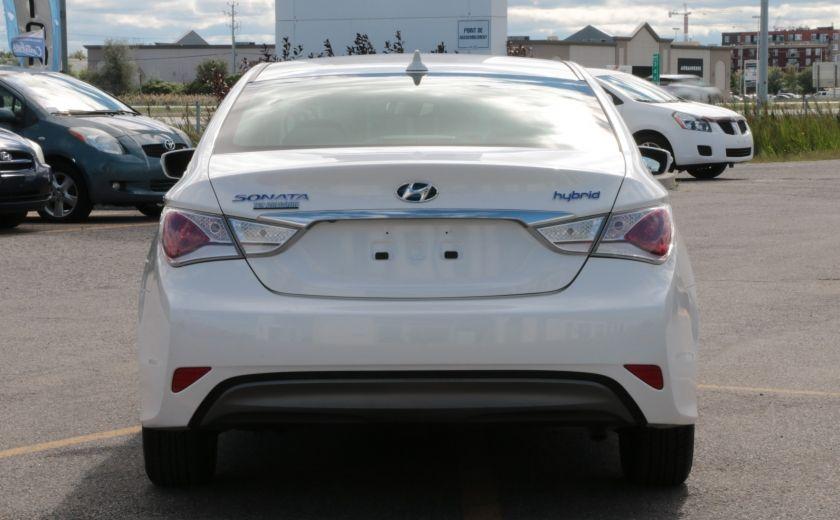 2012 Hyundai Sonata Hybrid A/C CUIR BLUETOOTH MAGS #30