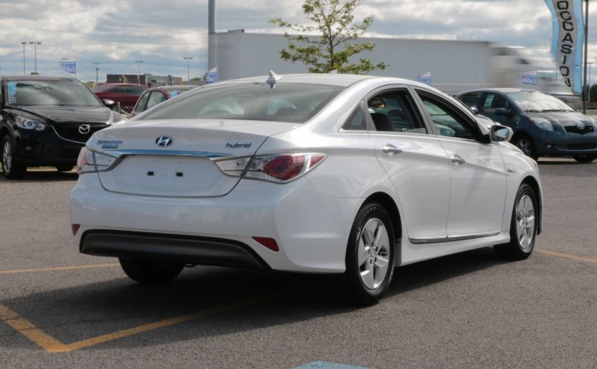 2012 Hyundai Sonata Hybrid A/C CUIR BLUETOOTH MAGS #31