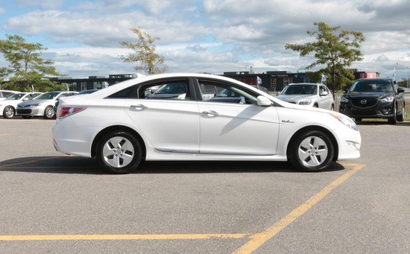 2012 Hyundai Sonata Hybrid A/C CUIR BLUETOOTH MAGS #32