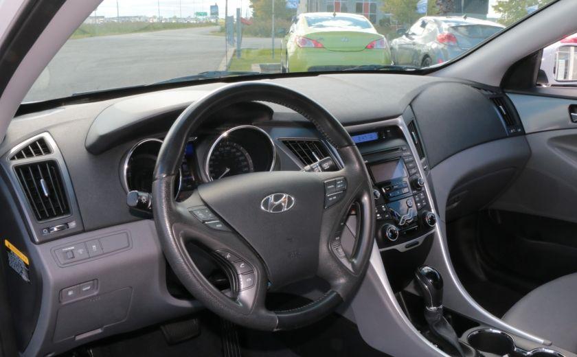 2012 Hyundai Sonata Hybrid A/C CUIR BLUETOOTH MAGS #33