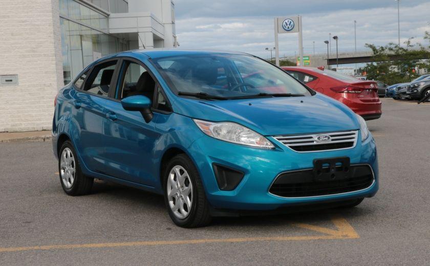 2012 Ford Fiesta SE AUTO A/C BLUETOOTH #0