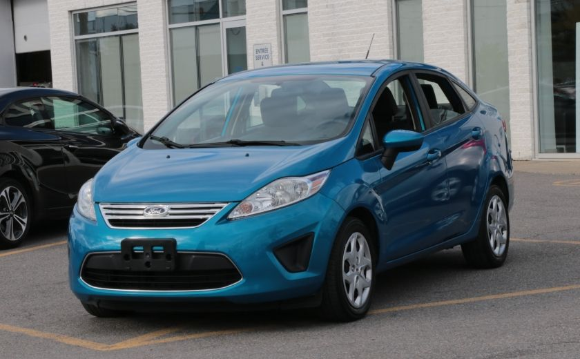 2012 Ford Fiesta SE AUTO A/C BLUETOOTH #2