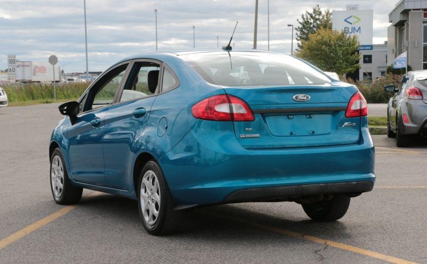 2012 Ford Fiesta SE AUTO A/C BLUETOOTH #4