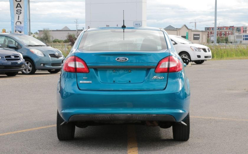 2012 Ford Fiesta SE AUTO A/C BLUETOOTH #5