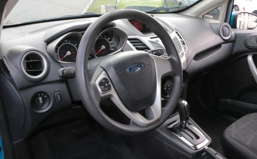 2012 Ford Fiesta SE AUTO A/C BLUETOOTH #8