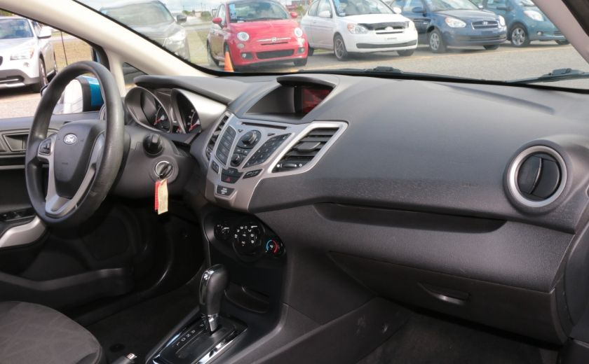 2012 Ford Fiesta SE AUTO A/C BLUETOOTH #19
