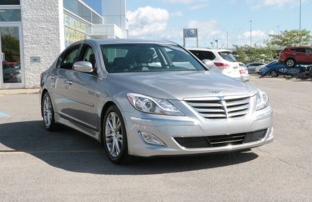 2012 Hyundai Genesis w/Technology Pkg A/C CUIR TOIT NAV CAMERA BLUETOOT in Carignan