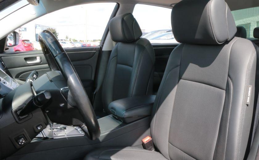 2012 Hyundai Genesis w/Technology Pkg A/C CUIR TOIT NAV CAMERA BLUETOOT #1