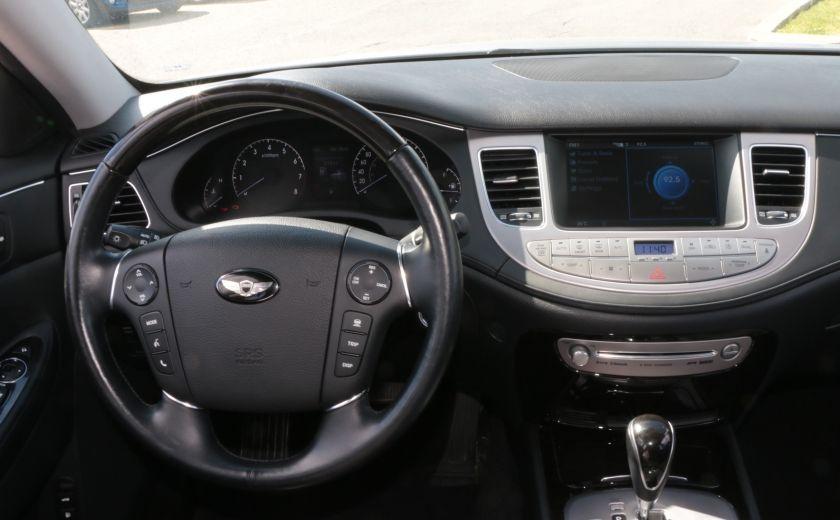 2012 Hyundai Genesis w/Technology Pkg A/C CUIR TOIT NAV CAMERA BLUETOOT #6