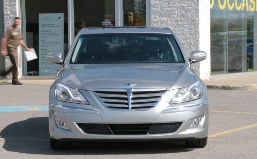 2012 Hyundai Genesis w/Technology Pkg A/C CUIR TOIT NAV CAMERA BLUETOOT #11