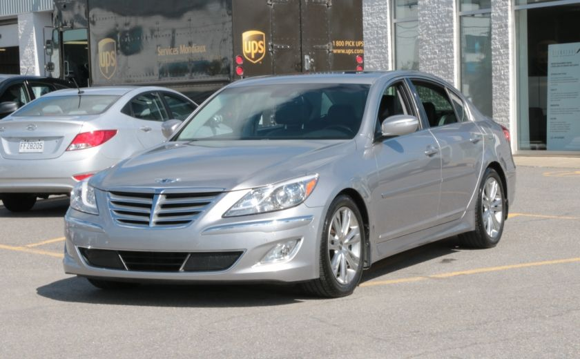 2012 Hyundai Genesis w/Technology Pkg A/C CUIR TOIT NAV CAMERA BLUETOOT #22
