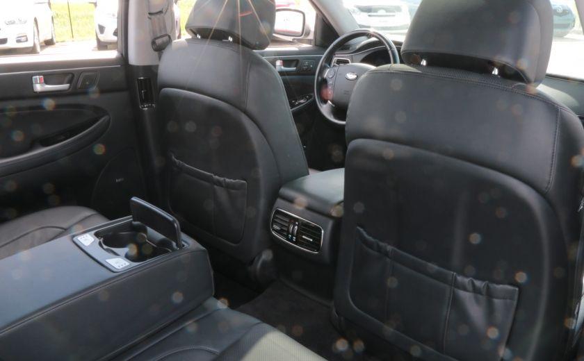 2012 Hyundai Genesis w/Technology Pkg A/C CUIR TOIT NAV CAMERA BLUETOOT #23