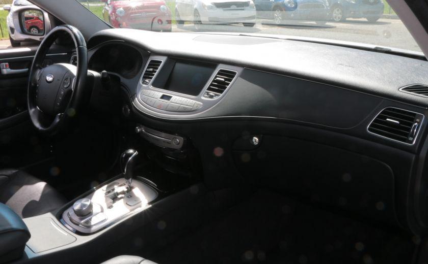 2012 Hyundai Genesis w/Technology Pkg A/C CUIR TOIT NAV CAMERA BLUETOOT #25