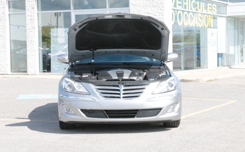 2012 Hyundai Genesis w/Technology Pkg A/C CUIR TOIT NAV CAMERA BLUETOOT #29