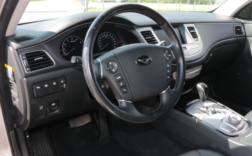 2012 Hyundai Genesis w/Technology Pkg A/C CUIR TOIT NAV CAMERA BLUETOOT #37