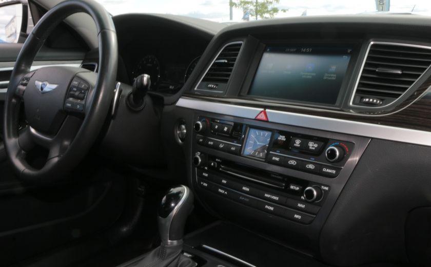 2015 Hyundai Genesis Premium A/C CUIR NAV CAMERA BLUETOOTH MAGS #27