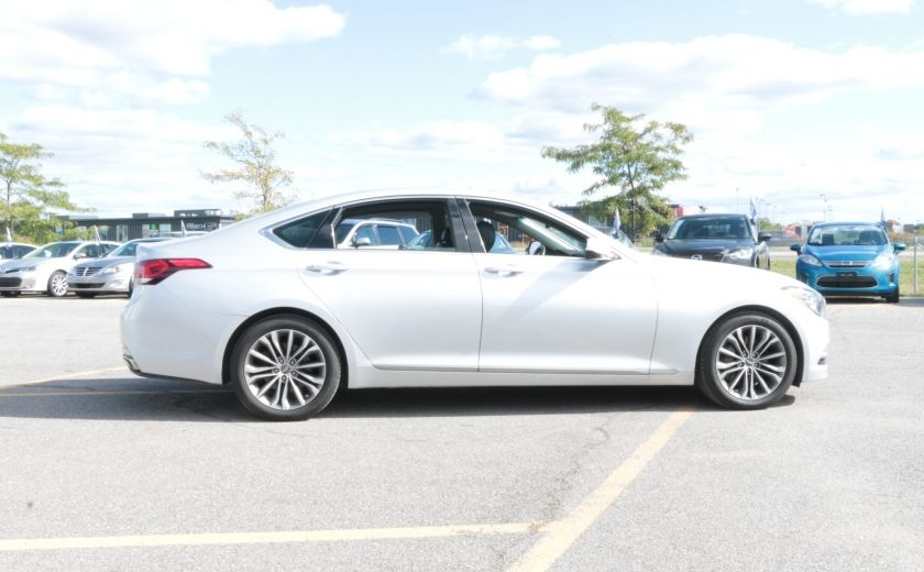 2015 Hyundai Genesis Premium A/C CUIR NAV CAMERA BLUETOOTH MAGS #7