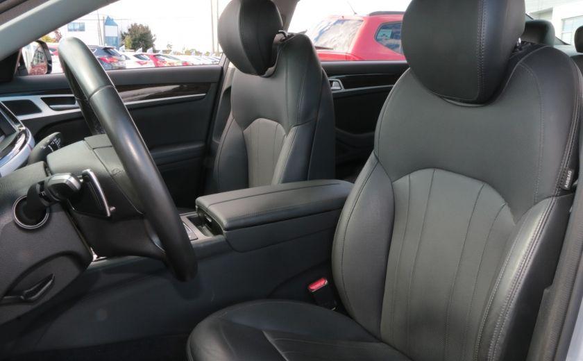 2015 Hyundai Genesis Premium A/C CUIR NAV CAMERA BLUETOOTH MAGS #9