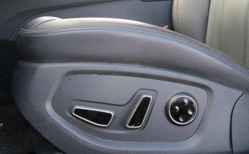 2015 Hyundai Genesis Premium A/C CUIR NAV CAMERA BLUETOOTH MAGS #10