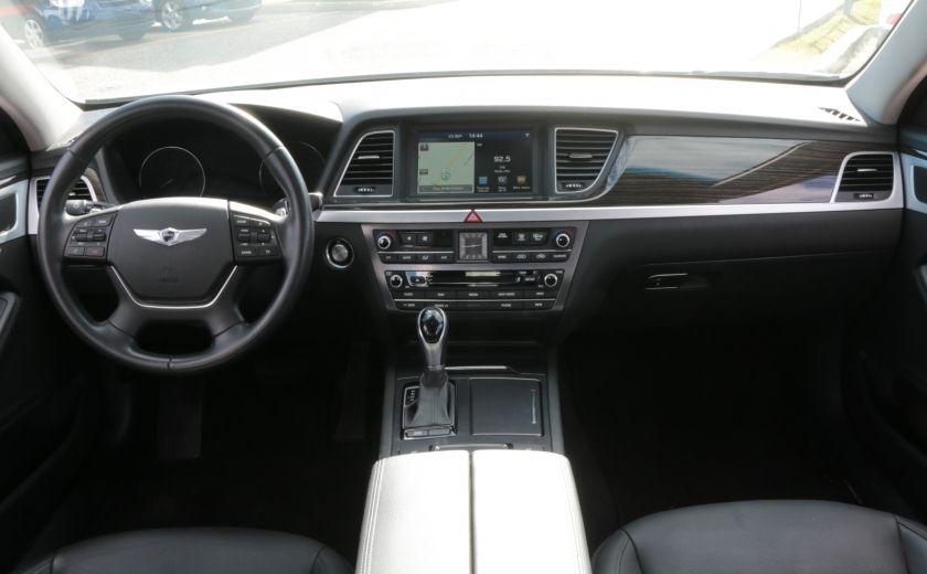 2015 Hyundai Genesis Premium A/C CUIR NAV CAMERA BLUETOOTH MAGS #11