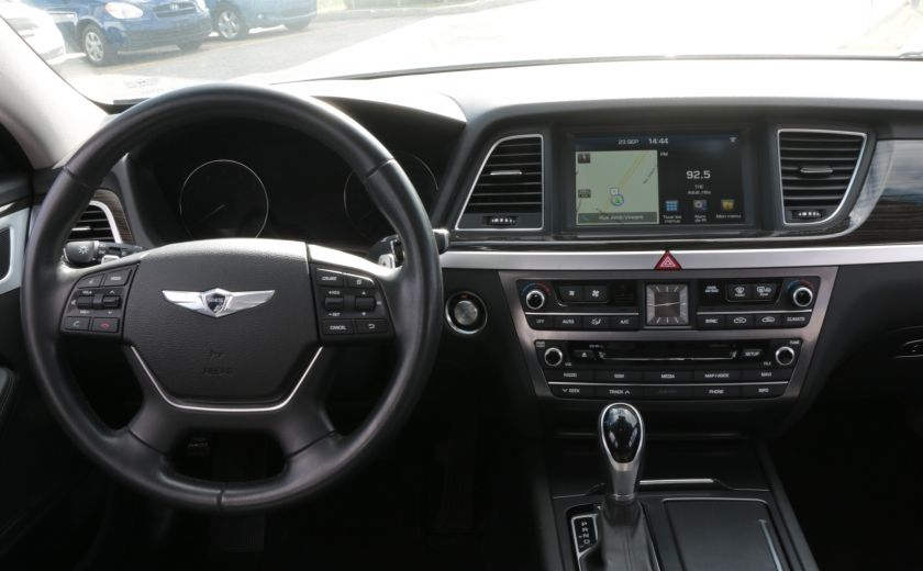 2015 Hyundai Genesis Premium A/C CUIR NAV CAMERA BLUETOOTH MAGS #12