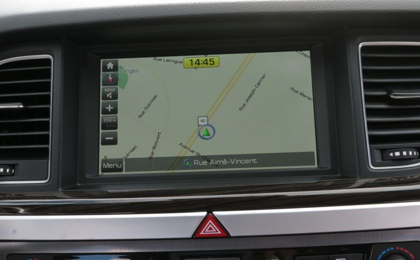 2015 Hyundai Genesis Premium A/C CUIR NAV CAMERA BLUETOOTH MAGS #15