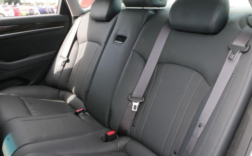 2015 Hyundai Genesis Premium A/C CUIR NAV CAMERA BLUETOOTH MAGS #23