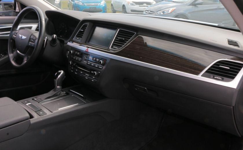 2015 Hyundai Genesis Premium A/C CUIR NAV CAMERA BLUETOOTH MAGS #26