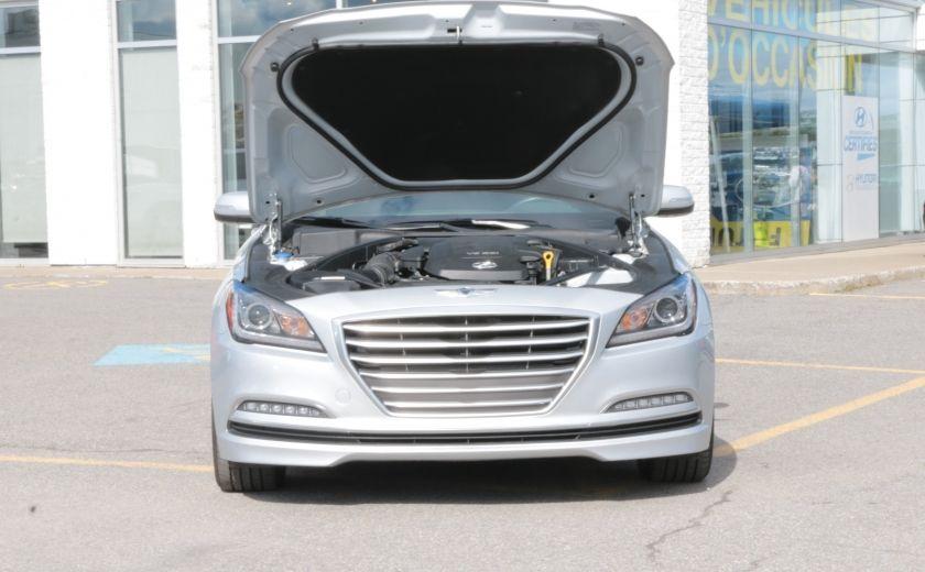 2015 Hyundai Genesis Premium A/C CUIR NAV CAMERA BLUETOOTH MAGS #30