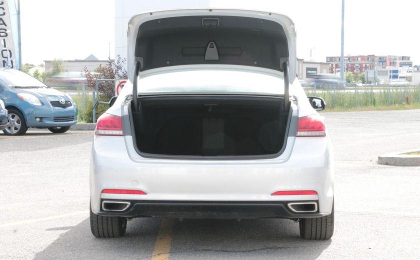 2015 Hyundai Genesis Premium A/C CUIR NAV CAMERA BLUETOOTH MAGS #31