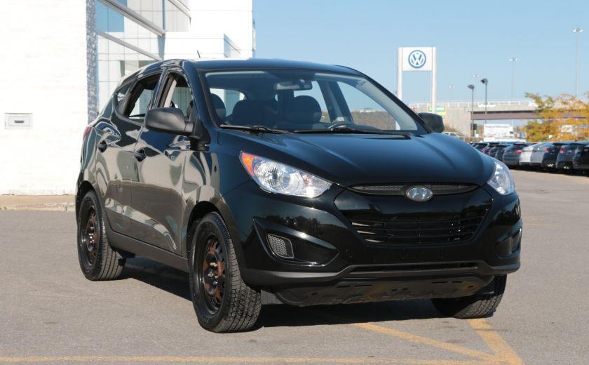 2011 Hyundai Tucson GL GR ELECT BLUETOOTH #0