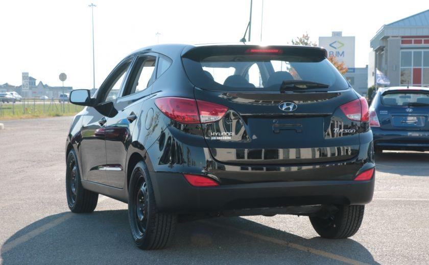 2011 Hyundai Tucson GL GR ELECT BLUETOOTH #4