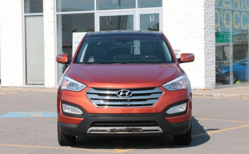 2013 Hyundai Santa Fe SE AUTO AWD A/C CUIR TOIT PANO CAMERA BLUETOO #1