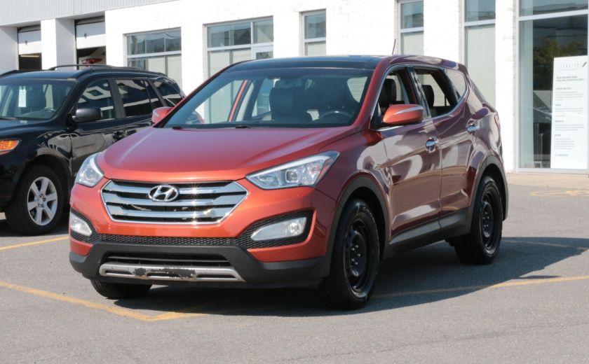 2013 Hyundai Santa Fe SE AUTO AWD A/C CUIR TOIT PANO CAMERA BLUETOO #2