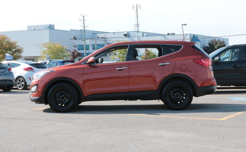 2013 Hyundai Santa Fe SE AUTO AWD A/C CUIR TOIT PANO CAMERA BLUETOO #3