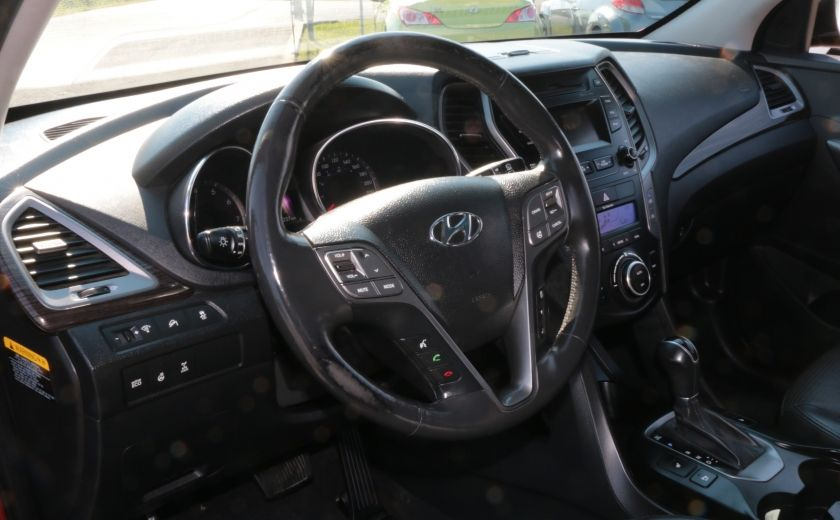 2013 Hyundai Santa Fe SE AUTO AWD A/C CUIR TOIT PANO CAMERA BLUETOO #8