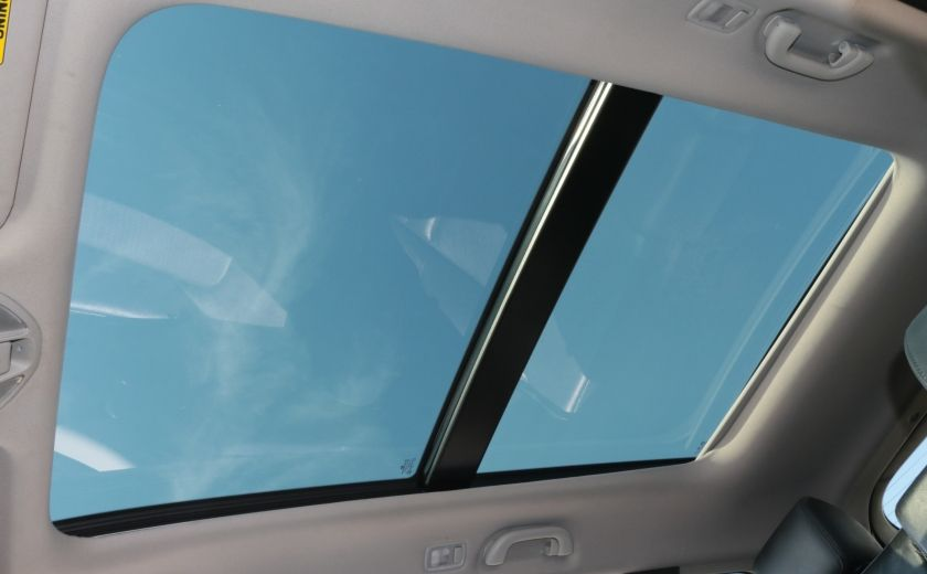 2013 Hyundai Santa Fe SE AUTO AWD A/C CUIR TOIT PANO CAMERA BLUETOO #12