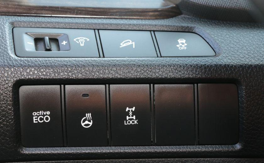 2013 Hyundai Santa Fe SE AUTO AWD A/C CUIR TOIT PANO CAMERA BLUETOO #19