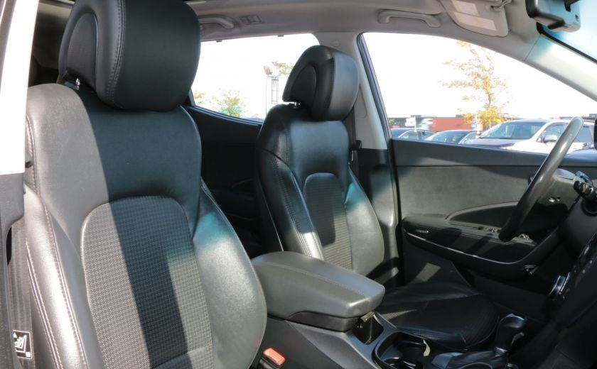 2013 Hyundai Santa Fe SE AUTO AWD A/C CUIR TOIT PANO CAMERA BLUETOO #29