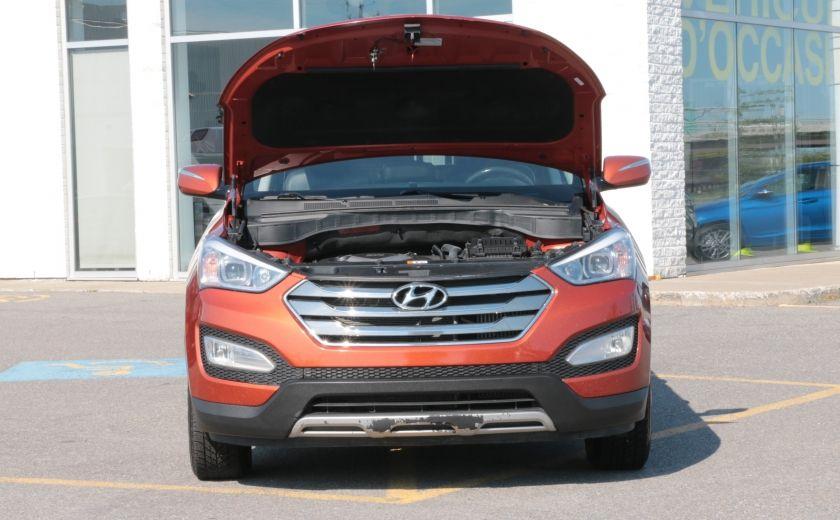 2013 Hyundai Santa Fe SE AUTO AWD A/C CUIR TOIT PANO CAMERA BLUETOO #31