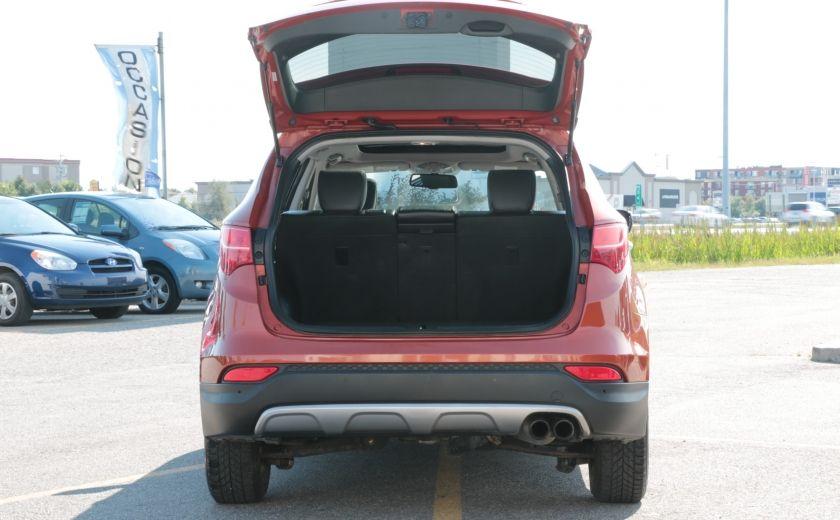 2013 Hyundai Santa Fe SE AUTO AWD A/C CUIR TOIT PANO CAMERA BLUETOO #32