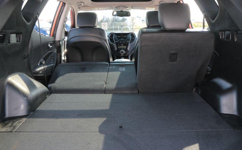 2013 Hyundai Santa Fe SE AUTO AWD A/C CUIR TOIT PANO CAMERA BLUETOO #34