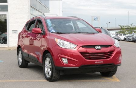 2013 Hyundai Tucson GLS A/C BLUETOOTH MAGS à Québec