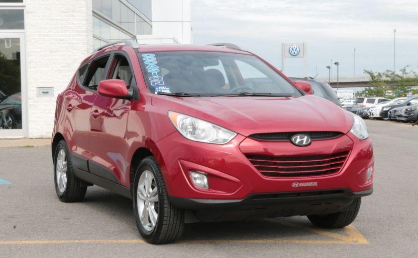 2013 Hyundai Tucson GLS A/C BLUETOOTH MAGS #0