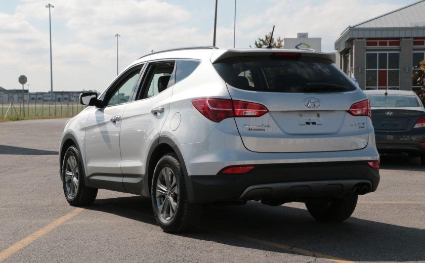 2013 Hyundai Santa Fe Premium AWD A/C BLUETOOTH MAGS #4