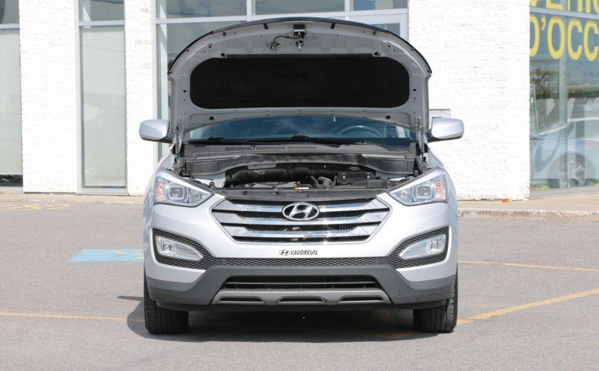 2013 Hyundai Santa Fe Premium AWD A/C BLUETOOTH MAGS #29