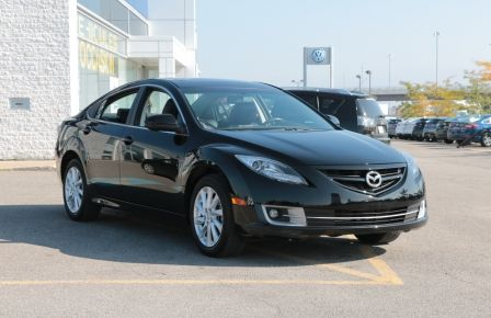 2013 Mazda 6 GT AUTO CUIR TOIT BLUETOOTH MAGS #0