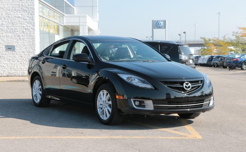 2013 Mazda 6 GT AUTO CUIR TOIT BLUETOOTH MAGS #0