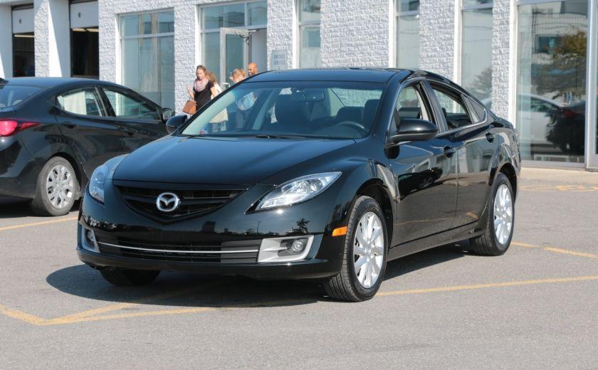 2013 Mazda 6 GT AUTO CUIR TOIT BLUETOOTH MAGS #2